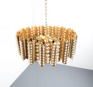 Sciolari chandelier gold 7 Kopie