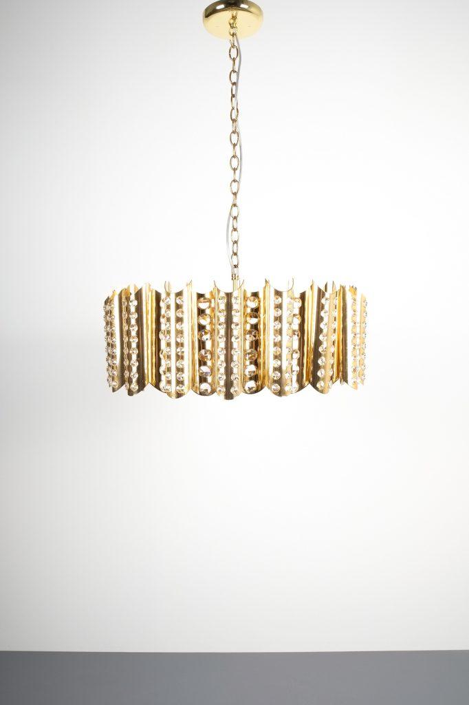 Sciolari chandelier gold 9 Kopie