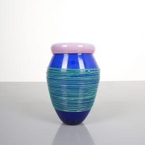 Toots Zinsky Chiacchiera Venini Vase 4 Kopie