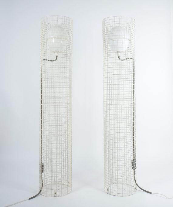 2x Sarfatti floor lights mod.1102_15