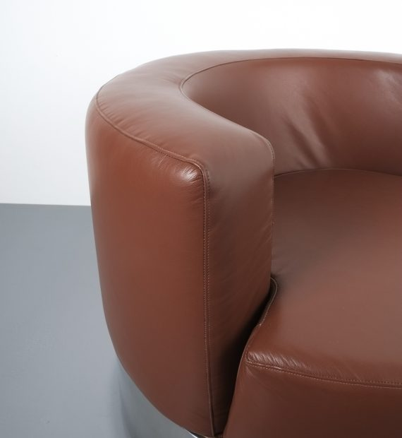 Franco Fraschini driade leather chair_09