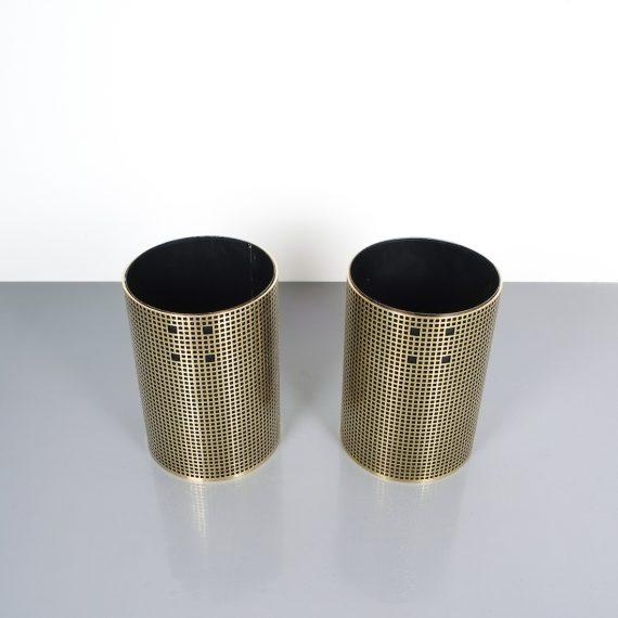 Hoffmann pair waste paper baskets_04