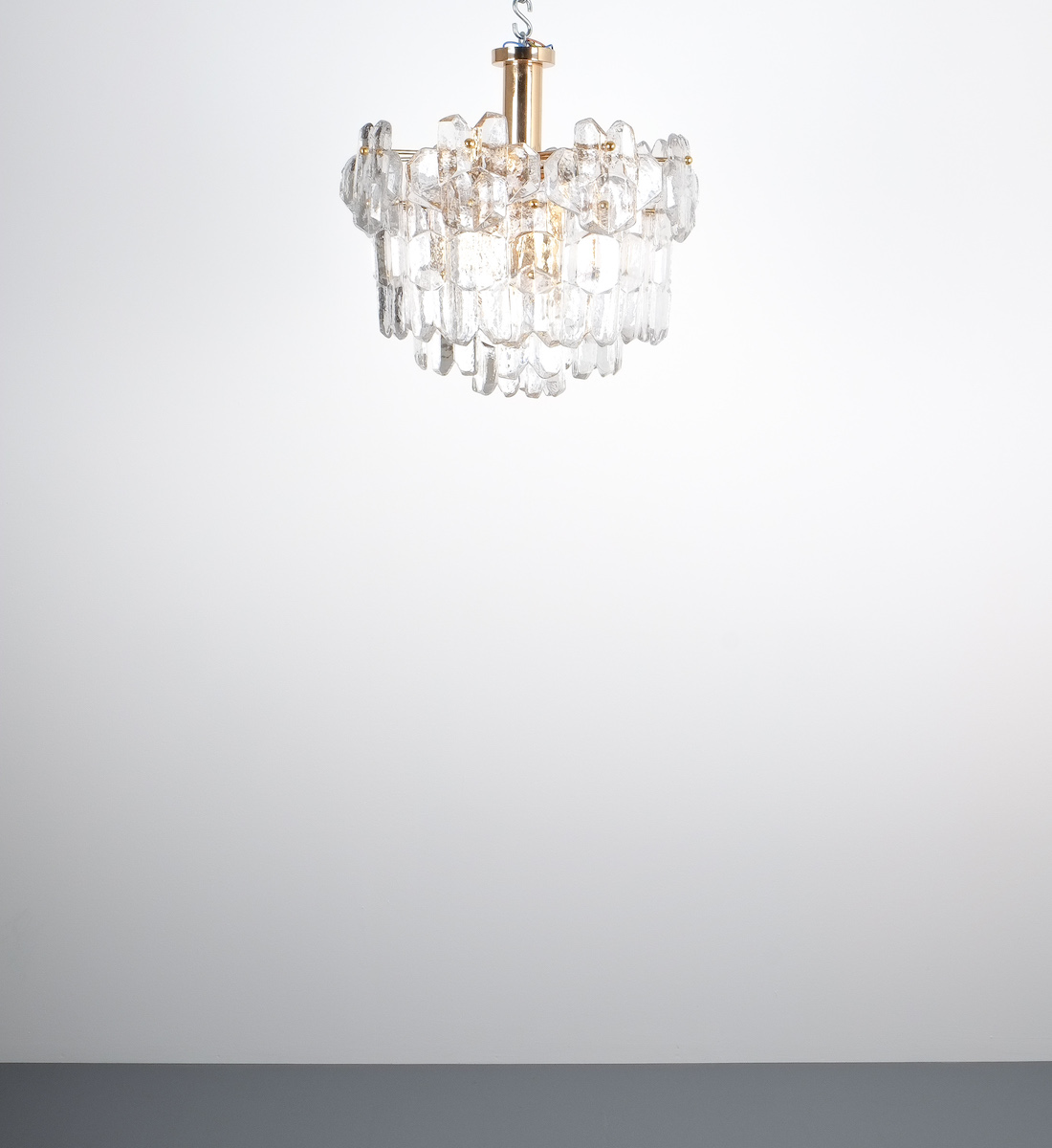 mount shade smoke clear and round lights chandelier white ceiling crystals picture organza contemporary chandeliers crystal s black chrome lamp lighting flush stores brizzo finish of