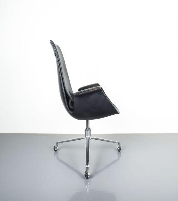 Kastholm fabricius black blue chair_05 Kopie