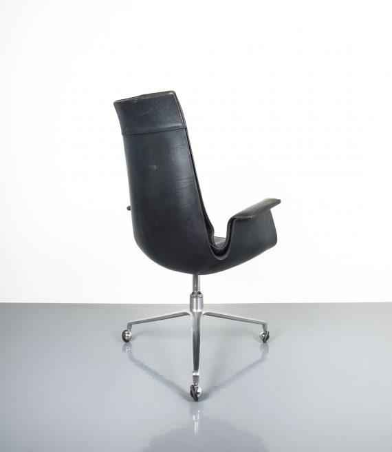 Kastholm fabricius black blue chair_07 Kopie