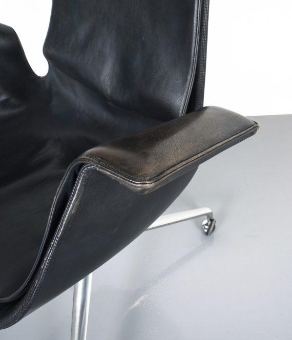 Kastholm fabricius black blue chair_08 Kopie
