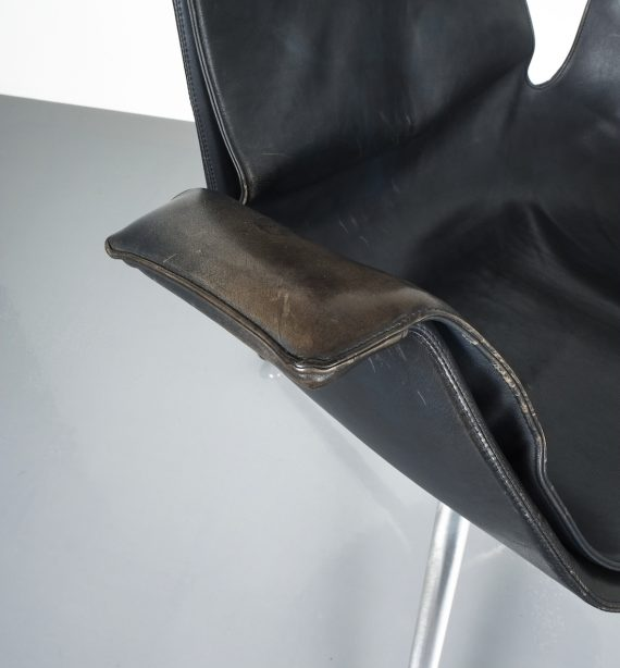 Kastholm fabricius black blue chair_09 Kopie