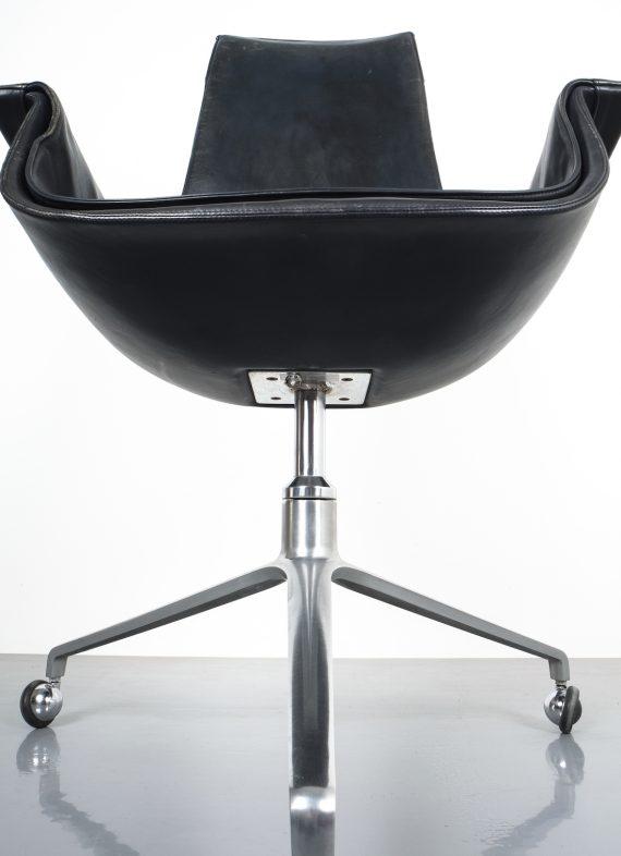 Kastholm fabricius black blue chair_11 Kopie
