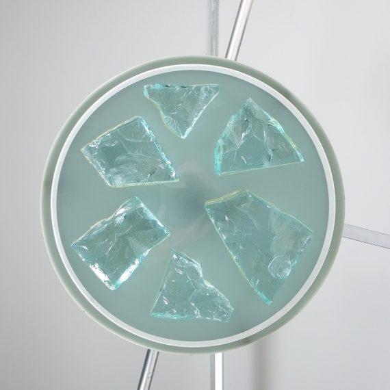 Raak Fontana Arte style flush mount 10 Kopie