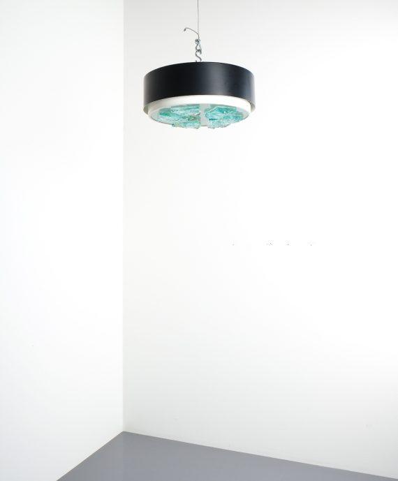 Raak Fontana Arte style flush mount 5 Kopie