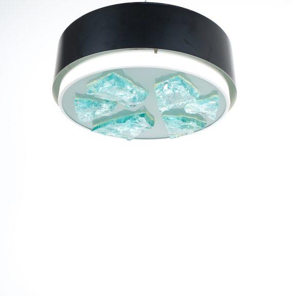 Raak Fontana Arte style flush mount 6 Kopie