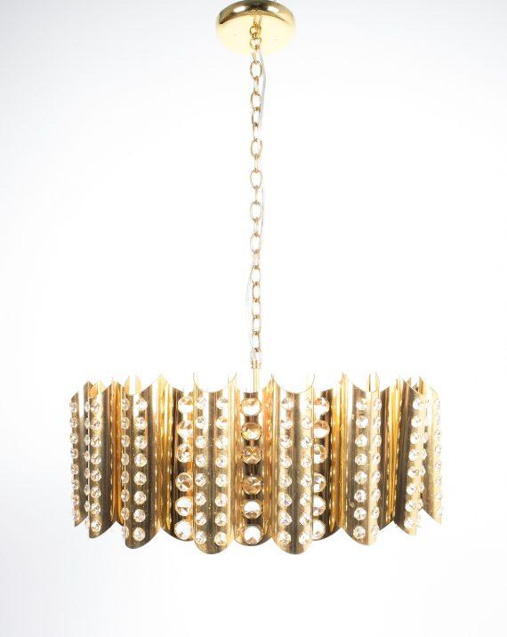 Sciolari chandelier gold 4 Kopie