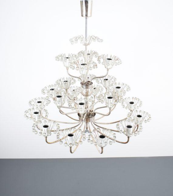 Stejnar wedding cake chandelier silver_04