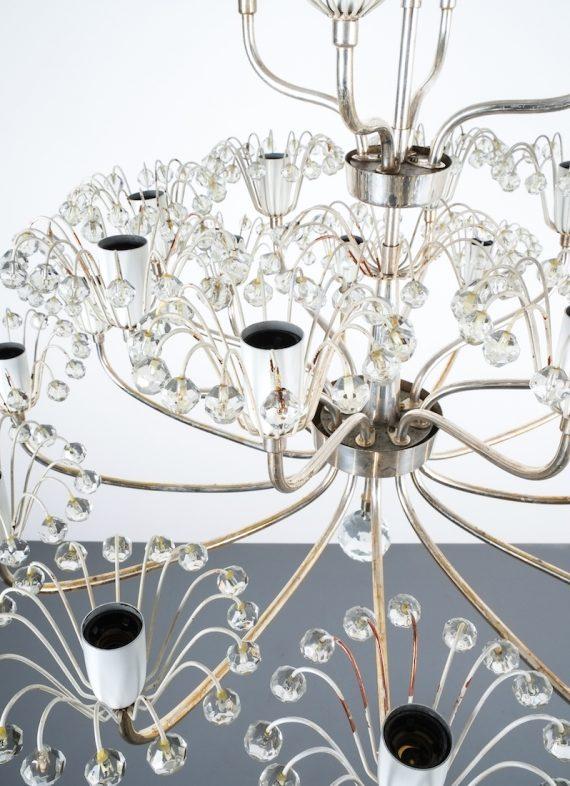 Stejnar wedding cake chandelier silver_05