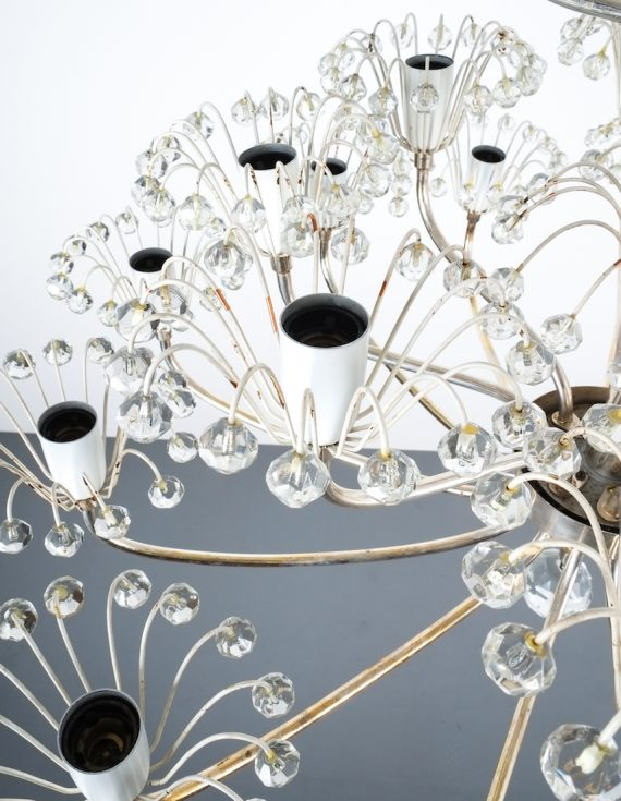 Stejnar wedding cake chandelier silver_07