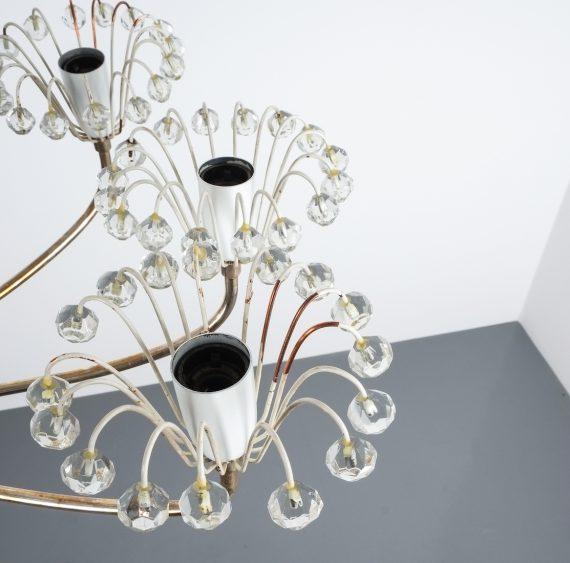 Stejnar wedding cake chandelier silver_09