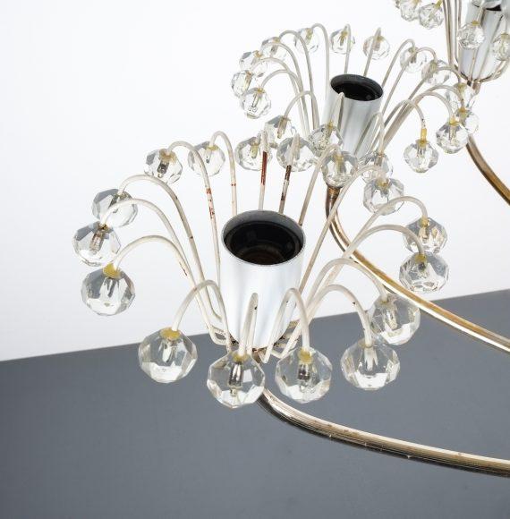 Stejnar wedding cake chandelier silver_10