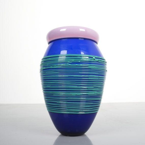 Toots Zinsky Chiacchiera Venini Vase 1 Kopie