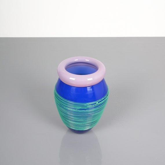 Toots Zinsky Chiacchiera Venini Vase 2 Kopie