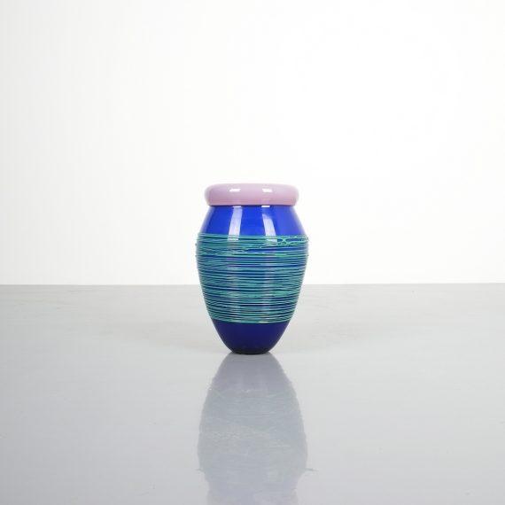 Toots Zinsky Chiacchiera Venini Vase 3 Kopie