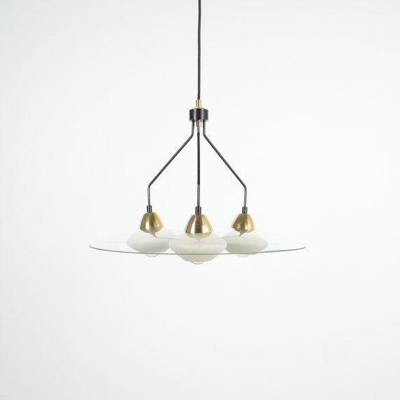 Ufo chandelier France 1950_02