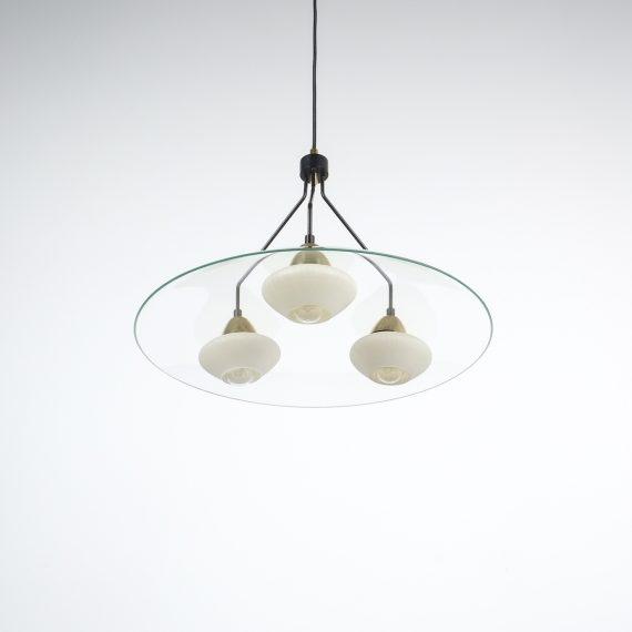 Ufo chandelier France 1950_03