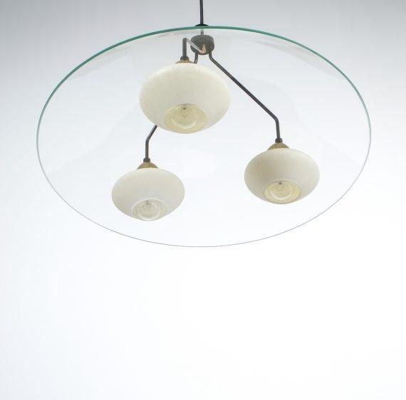 Ufo chandelier France 1950_08