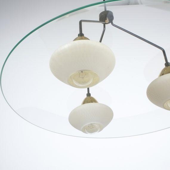 Ufo chandelier France 1950_09
