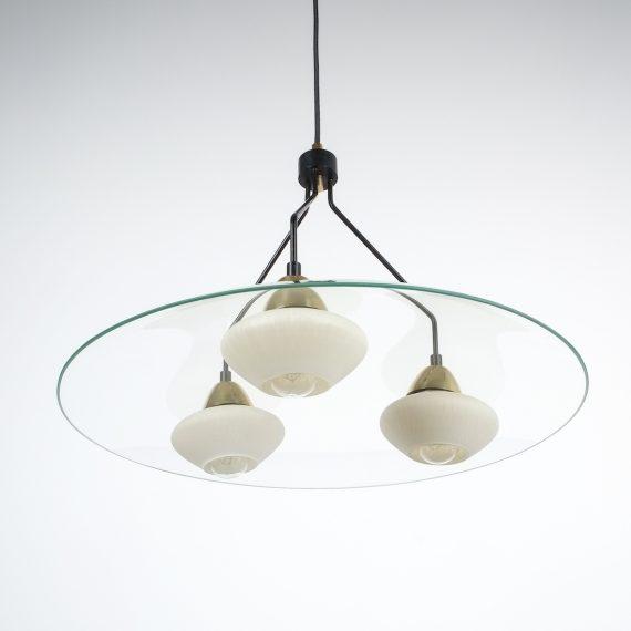 Ufo chandelier France 1950_10