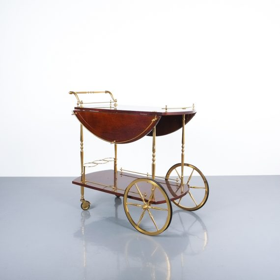 aldo tura bar cart brown_01