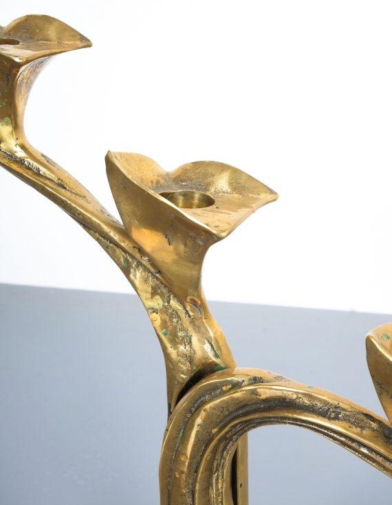 art nouveau candle holder 04 Kopie