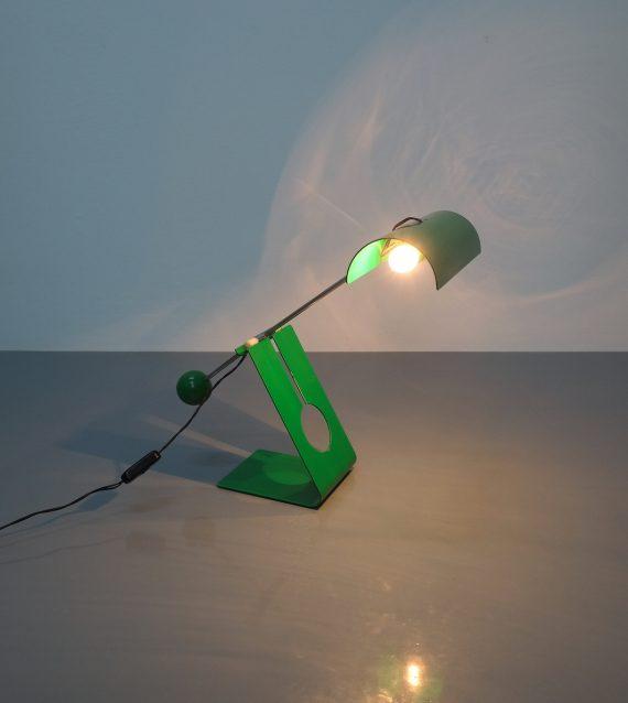 counterweight green lamp mauro martini 12 Kopie
