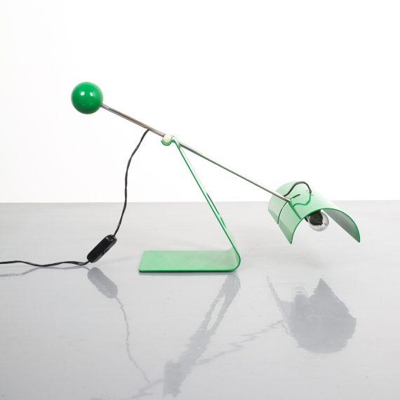 counterweight green lamp mauro martini 2 Kopie