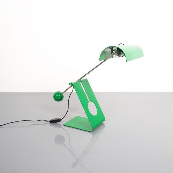 counterweight green lamp mauro martini 3 Kopie