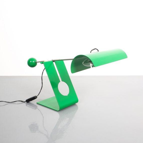 counterweight green lamp mauro martini 5 Kopie