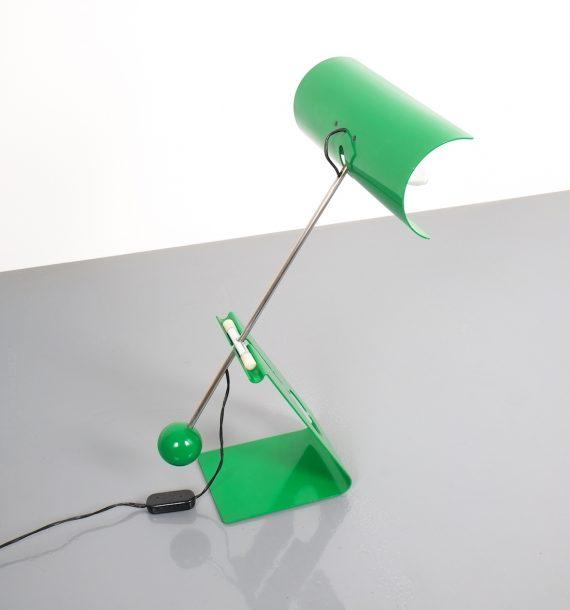 counterweight green lamp mauro martini 7 Kopie