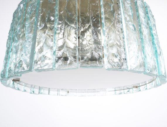 fontana arte 2448 glass chandelier 5 Kopie