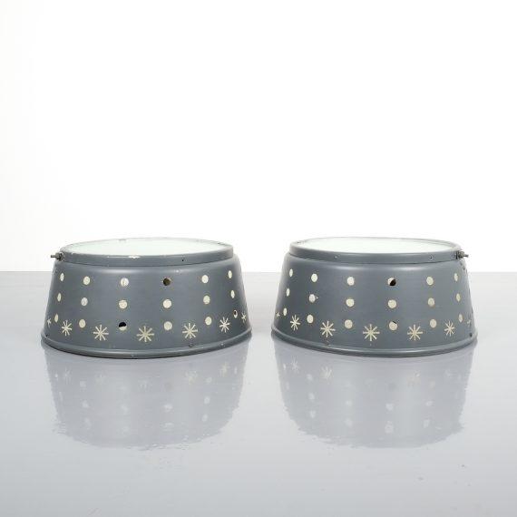 tynell grey aluminum flush mount italy 5 Kopie