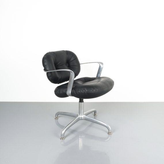 hannah morrison black leather chairs_04