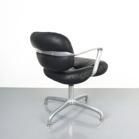 hannah morrison black leather chairs_05
