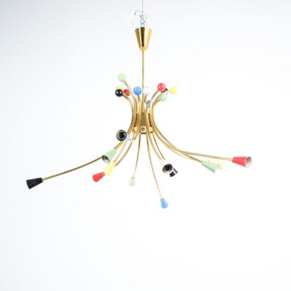 sputnik italian brass chandelier 1950_12 Kopie