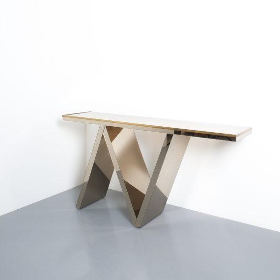mirror Z console table_11
