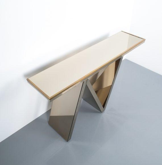 mirror Z console table_12
