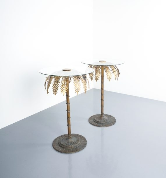 pair palm tree center tables_04