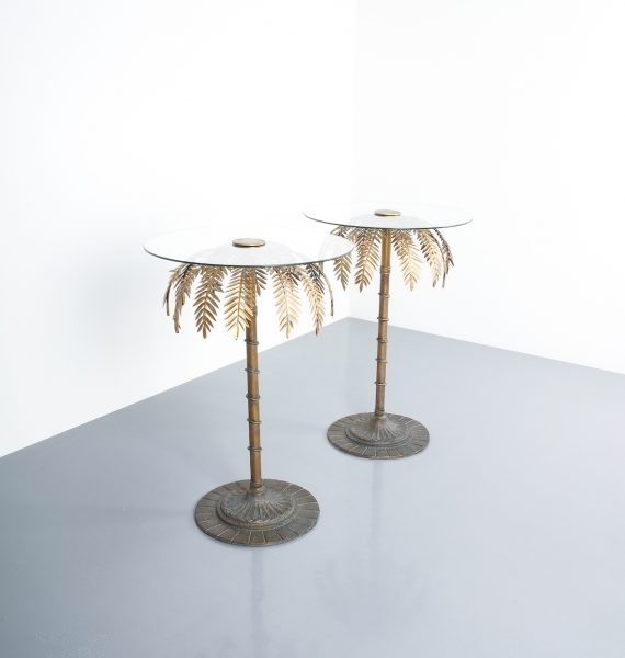 pair palm tree center tables_08