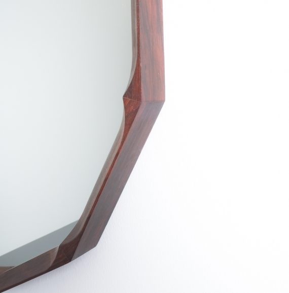 pair walnut mirrors Dino Cavalli_09