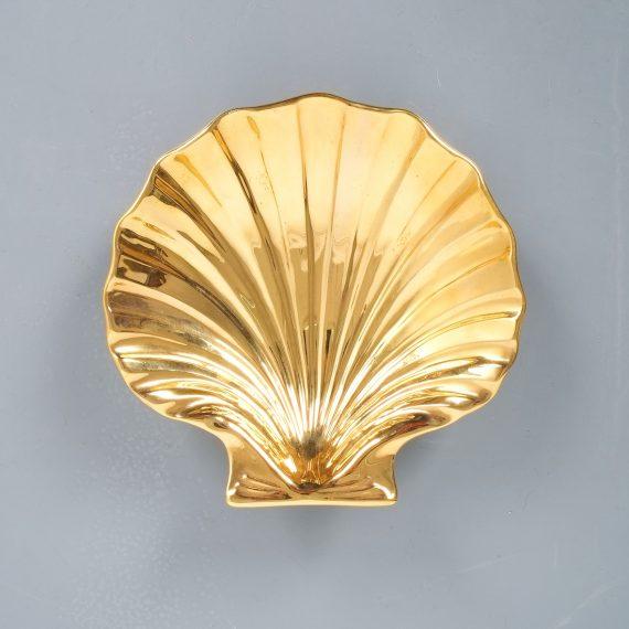 shell shaped