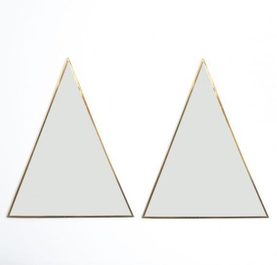 triangular mirror brass italy derive_09