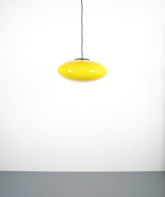 yellow stilnovo pendant lamp_01
