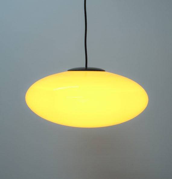 yellow stilnovo pendant lamp_05